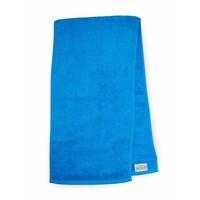 Handdoek - Sport - Turquoise