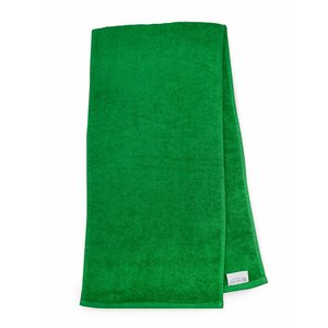 The One Towelling  Handdoek - Sport - Groen