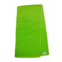 Sport Handdoek - Lime Groen