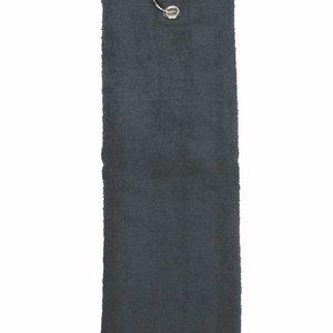The One Towelling  Handdoek - Golf - Antraciet