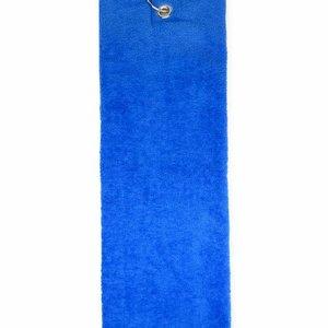 The One Towelling  Handdoek - Golf - Kobalt blauw