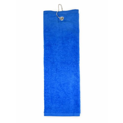 The One Towelling  Handdoek - Golf - Kobalt blauw