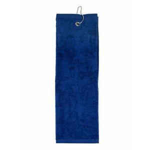 The One Towelling  Handdoek - Golf - Navy blauw