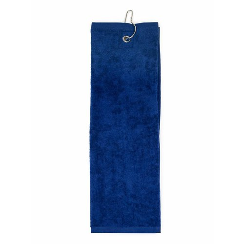 The One Towelling  Golf Handdoek - Navy Blauw