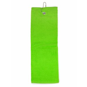 The One Towelling  Handdoek - Golf - Lime groen