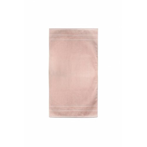 The One Towelling  Handdoek - Ultra Deluxe - 50x100 cm - Zalm Roze