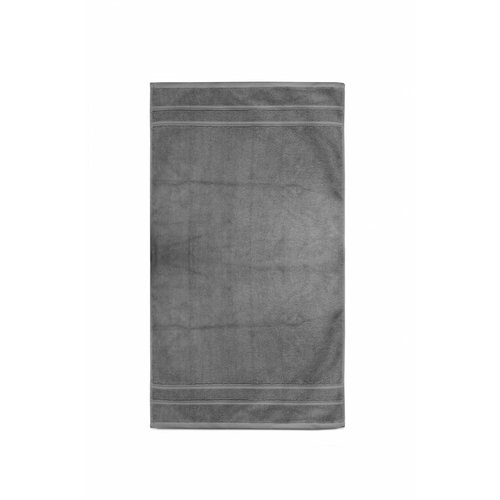 The One Towelling  Baddoek - Ultra Deluxe - 70x140 cm - Antraciet