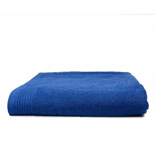 The One Towelling  Handdoek - Deluxe - 50x100 cm - Navy blauw