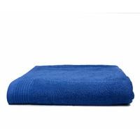 Handdoek - Navy blauw - 60x110 cm