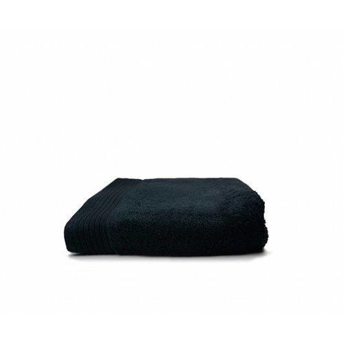 The One Towelling  Handdoek - Deluxe - 70x140 cm - Zwart