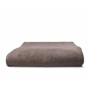 The One Towelling  Handdoek - Deluxe - 60x110 cm - Taupe