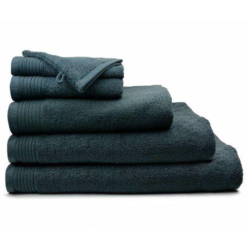 The One Towelling  Handdoek - Deluxe - 60x110 cm - Antraciet