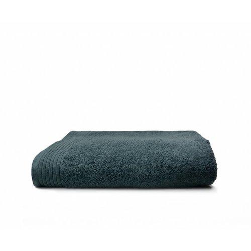 The One Towelling  Handdoek - Deluxe - 70x140 cm - Antraciet