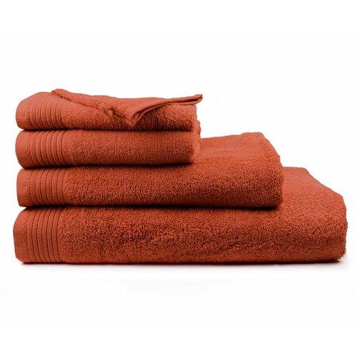 The One Towelling  Handdoek - Terra - 60x110 cm