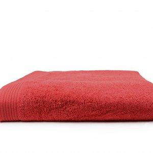 The One Towelling  Handdoek - Deluxe - 60x110 cm - Burgundy