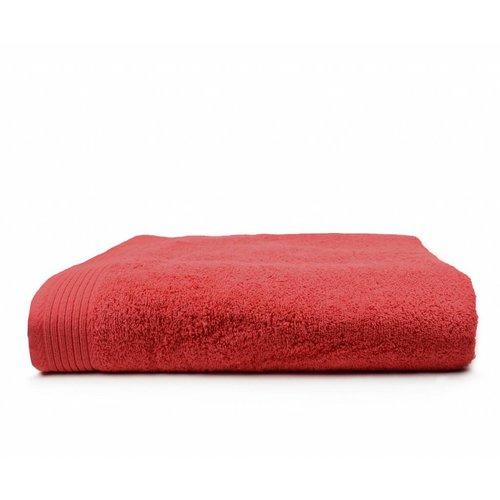 The One Towelling  Handdoek - Burgundy - 60x110 cm