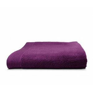 The One Towelling  Handdoek - Deluxe - 60x110 cm - Aubergine