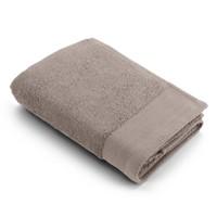 Handdoek - 50x100 cm - Taupe