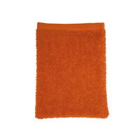 Washandje - Classic - Oranje