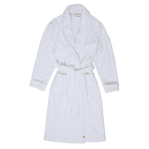 Walra Badjas - Home Robe - Wit