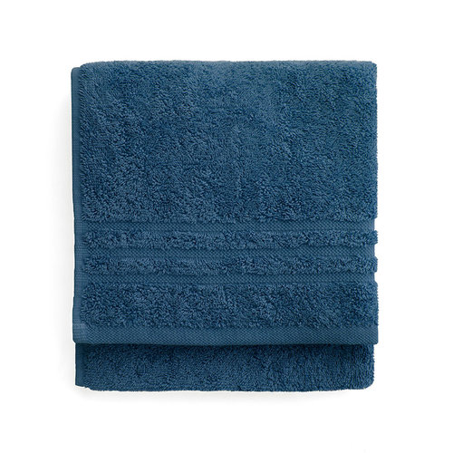 Byrklund Handdoek - Blauw - 50x100 cm