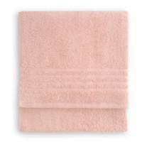 Badlaken - Roze - 70x140 cm