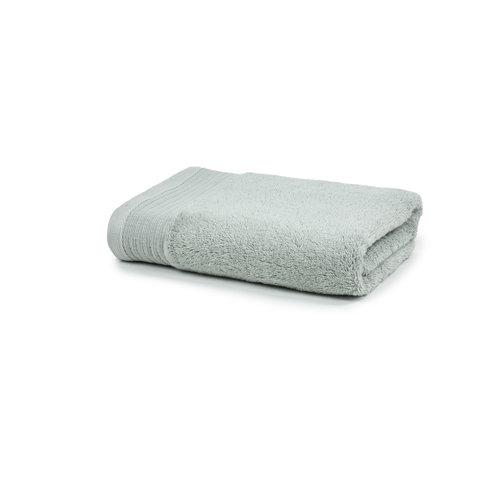 The One Towelling  Handdoek - Zilver grijs - 60x110 cm