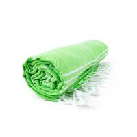 Hamamdoek - Lime Groen - 100x180 cm