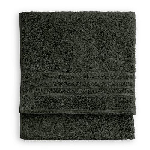 Byrklund Badlaken - Antraciet - 70x140 cm - Set van 5