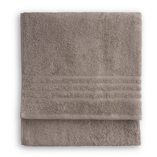 Byrklund Badlaken - Taupe - 70x140 cm - Set van 10