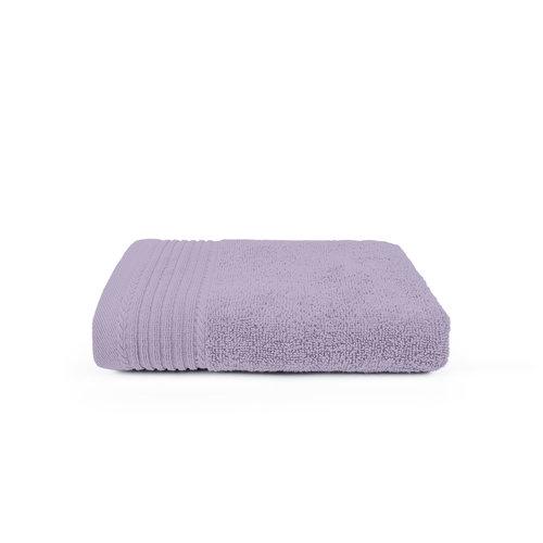 The One Towelling  Handdoek - Lavendel - 50x100 cm - Set van 5