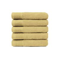 Handdoek - Stone - 50x100 cm - Set van 5