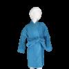 Kinder Badjas - Turquoise