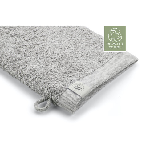 Walra 2 Walra washandjes - Remade Cotton - Zand - 16x21cm