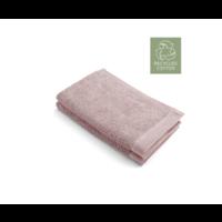 2 Walra Gastendoekjes - Remade Cotton - Poeder Roze - 30x50cm