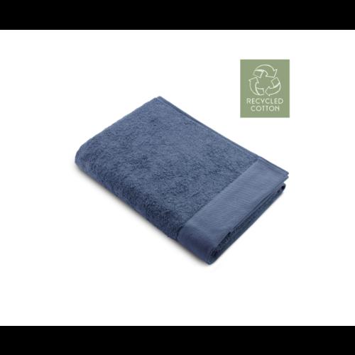 Walra Walra handdoek - Remade Cotton - Blauw - 50x100