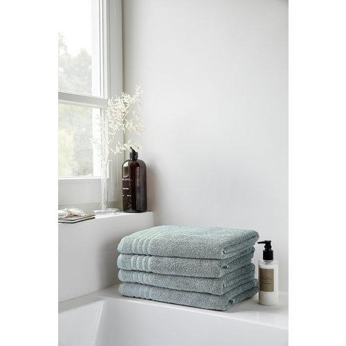 Byrklund Badlaken - Bath basics - Aqua - 70x140 cm