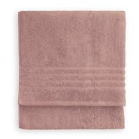 Handdoek- Bath Basics - Oud roze - 50x100 cm