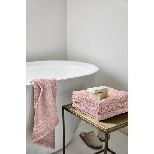 Byrklund Badlaken - Bath Basics - Oud roze  - 70x140 cm