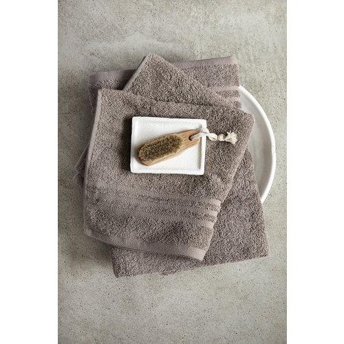 Byrklund Badlaken- Bath basics - Taupe - 70x140 cm