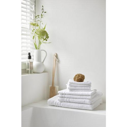 Byrklund Badlaken- Bath Basics - Wit - 70x140 cm