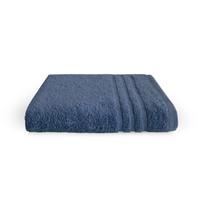 Handdoek - Blauw - 50x100 cm - Set van 5