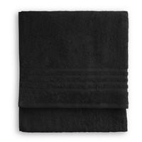 Handdoek - Zwart - 50x100 cm - Set van 5