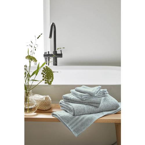 Byrklund Handdoek - Aqua - 50x100 cm - Set van 5