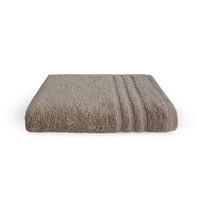 Handdoek - Taupe - 50x100 cm - Set van 5