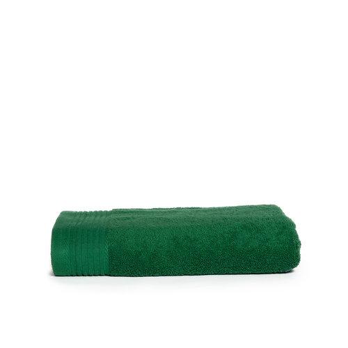 The One Towelling  Badlaken - Groen - 70x140 cm - Set van 10