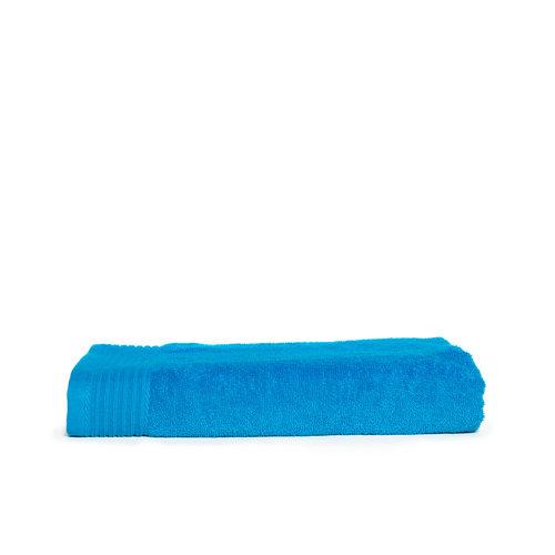 The One Towelling  Badlaken- Turquoise - 70x140 cm - Set van 10