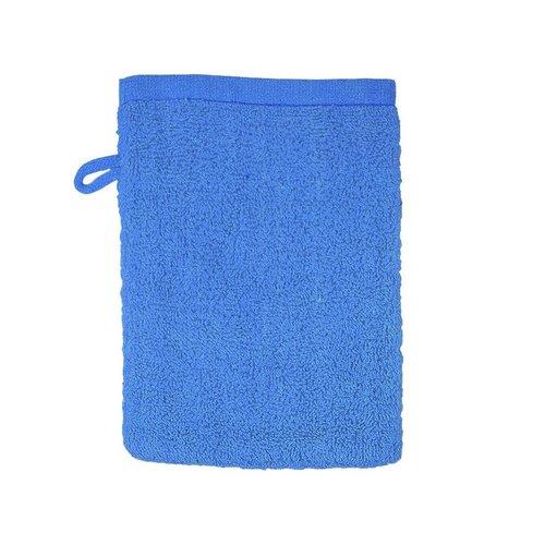 The One Towelling  Washandje - Turquoise - 16x21 cm - Set van 10