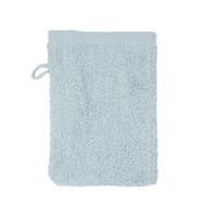 Washandje -Zilver grijs - 16x21 cm