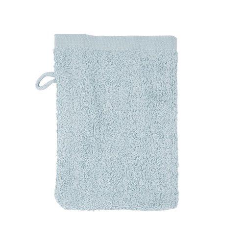 The One Towelling  Washandje -Zilver grijs - 16x21 cm